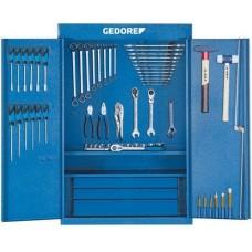 Шкаф инструментальный с набором инструментов S 1400 G + Z