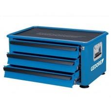 Инструментальный ящик с 3 выдвижными ящиками