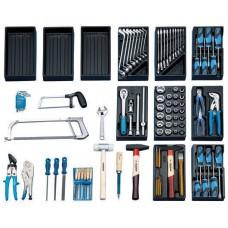 Инструментальная панель с набором инструментов