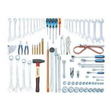 Набор инструментов для строительных машин дюйм 81шт