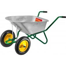 GRINDA тачка садово-строительная двухколесная, 180 кг