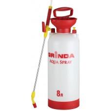 GRINDA 8 л, алюминиевый удлинитель, опрыскиватель садовый Aqua Spray 8-425117_z01