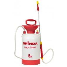 GRINDA опрыскиватель 5 л, переносной, с широкой горловиной и устойчивым днищем