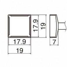 Наконечник Hakko T12-1204 Quad