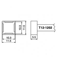 Наконечник Hakko T12-1202 Quad