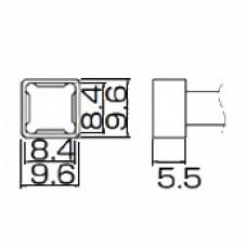 Наконечник Hakko T12-1209 Quad
