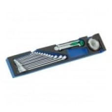 Модуль с набором инструментов для инструментального ящика HEYCO HE-50829003480