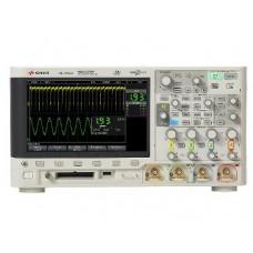 MSOX3104A Осциллограф смешанных сигналов: 1 ГГц, 4 аналоговых и 16 цифровых каналов