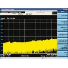 W9062A Измерительное приложение для обеспечения совместимости по командам SCPI для CXA