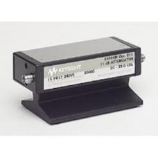 Программируемый шаговый аттенюатор, постоянный ток до 50 ГГц, от 0 до 65 дБ, шаг 5 дБ 84908M