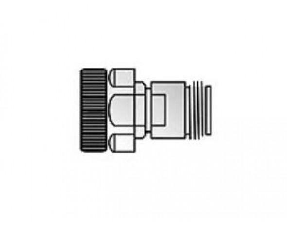 11524A Адаптер, APC-7 - Type-N (розетка)