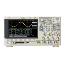 MSOX2014A Осциллограф смешанных сигналов: 100 МГц, 4 аналоговых и 8 цифровых каналов