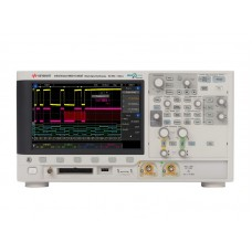 MSOX3052T Осциллограф смешанных сигналов: 500 МГц, 2 аналоговых и 16 цифровых каналов