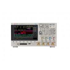 DSOX3014T Осциллограф: 100 МГц, 4 аналоговых канала