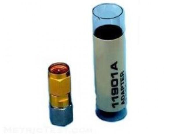 11901A Адаптер, 2,4 мм (вилка) на 3,5 мм (вилка), от 0 (DC) до 26,5 ГГц