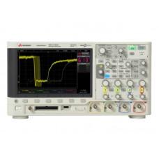 MSOX2004A Осциллограф смешанных сигналов: 70 МГц, 4 аналоговых и 8 цифровых каналов