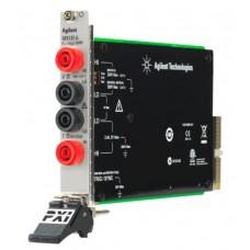 M9181A Базовый цифровой мультиметр в формате PXI, 6.5 разрядов