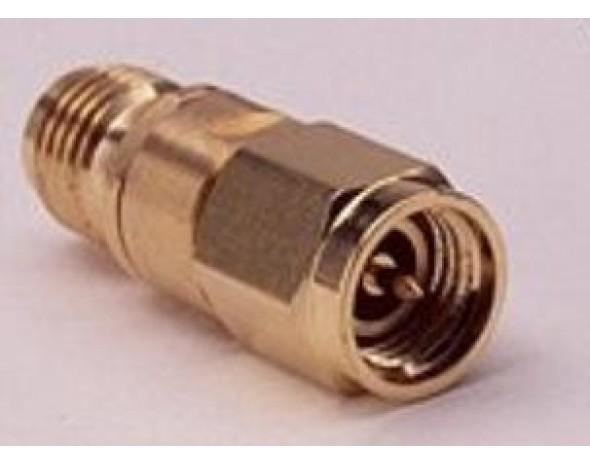 11901D Адаптер, 2,4 мм (розетка) на 3,5 мм (вилка), от 0 (DC) до 26,5 ГГц