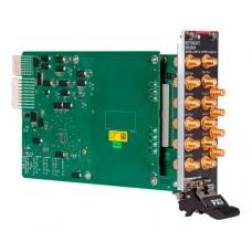 M3300A Комбинированный модуль генератора сигналов произвольной формы и дигитайзера в формате PXIe