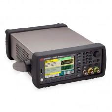 33622A Генератор сигналов Trueform, 120 МГц, 2 канала
