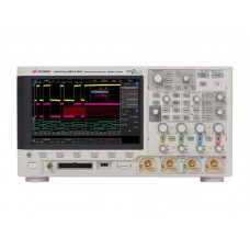 MSOX3034T Осциллограф смешанных сигналов: 350 МГц, 4 аналоговых и 16 цифровых каналов