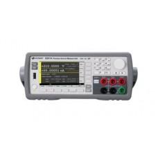 B2911A Прецизионный параметрический анализатор, 1 канал, 10 фА, 210 В, 3 A/10,5 A (пост./импульсный ток)