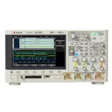 MSOX3034A Осциллограф смешанных сигналов: 350 МГц, 4 аналоговых и 16 цифровых каналов
