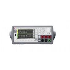 B2902A Прецизионный параметрический анализатор, 2 канала, 100 фА, 210 В, 3 A/10,5 A (пост./импульсный ток)