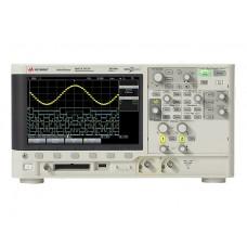MSOX2012A Осциллограф смешанных сигналов: 100 МГц, 2 аналоговых и 8 цифровых каналов