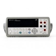 Цифровой мультиметр 34411A, 6½ разрядов, улучшенные характеристики