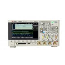 MSOX3054A Осциллограф смешанных сигналов: 500 МГц, 4 аналоговых и 16 цифровых каналов