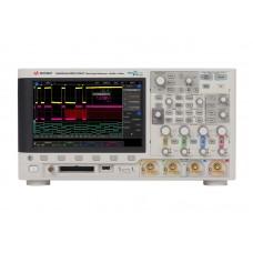 MSOX3054T Осциллограф смешанных сигналов: 500 МГц, 4 аналоговых и 16 цифровых каналов