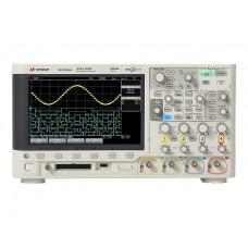 MSOX2024A Осциллограф смешанных сигналов: 200 МГц, 4 аналоговых и 8 цифровых каналов