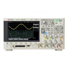 MSOX2002A Осциллограф смешанных сигналов: 70 МГц, 2 аналоговых и 8 цифровых каналов