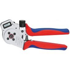Инструмент для тетрагональной опрессовки, хромированный 250 mm