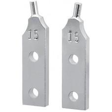 1 пара запасных наконечников для 44 10 J5
