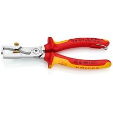 KNIPEX StriX хромированные 180 mm (арт. KN-1366180T)