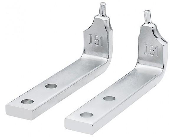 1 пара запасных наконечников для 44 20 J51