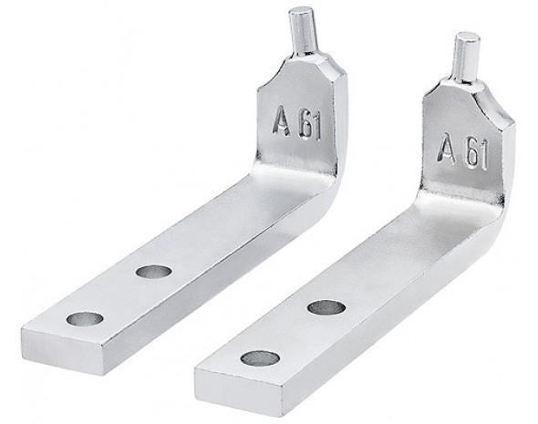 1 пара запасных наконечников для 46 20 A61