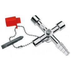 Профессиональный ключ для электрошкафов KNIPEX KN-001104