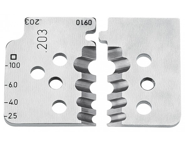 1 пара запасных ножей для 12 12 10