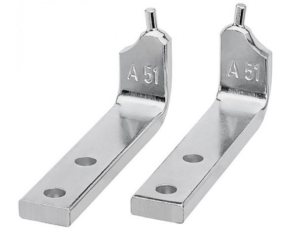 1 пара запасных наконечников для 46 20 A51