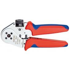 Инструмент для тетрагональной опрессовки точеных контактов 180 mm