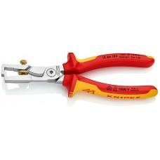 KNIPEX StriX хромированный 180 mm (арт. KN-1366180SB)