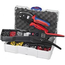 Набор кабельных наконечников для опрессовки
