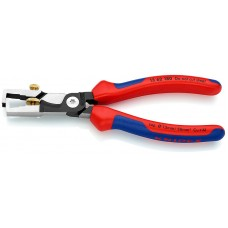 Клещи для удаления изоляции с функцией резания кабеля 180 мм KNIPEX StriX KN-1362180