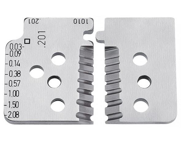 1 пара запасных ножей для 12 12 02