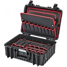 Инструментальный чемодан KNIPEX ROBUST KN-002135LE