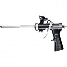 """Пистолет для монтажной пены """"GRAND"""", цельнометаллический корпус, тефлоновое покрытие, KRAFTOOL"""