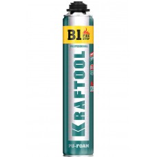 FIRE STOP B1 огнестойкая пена монтажная, пистолетная, 750мл, SVS, KRAFTOOL